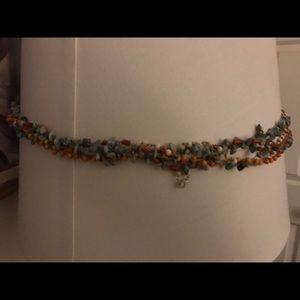 Vintage Beads Multicolor Belt String